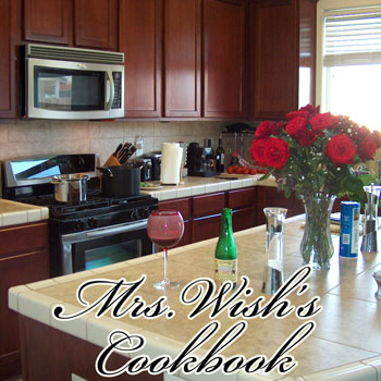 Mrs. Wish's Cookbook